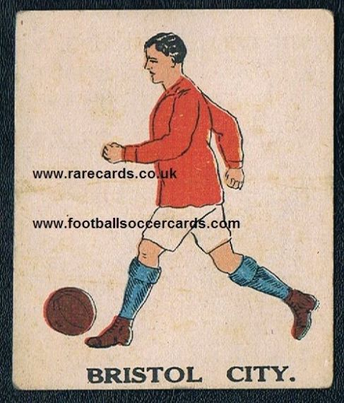 1923 Bristol City Battock's redemption